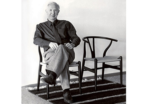 The Introduction of Danish Designer Hans J. Wegner