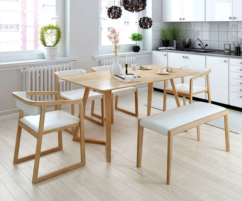 foshan-solid-wood-dining-room-furniture-restaurant-furniture factory
