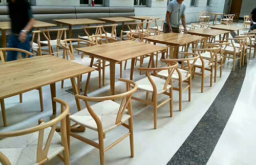 Hospital Restaurant Dining Tables and Chairs