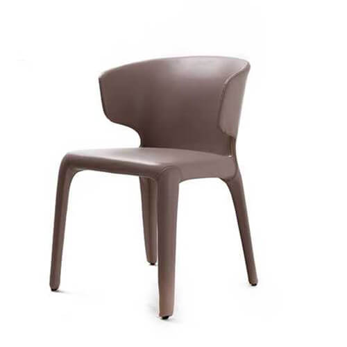 Hannes Wettstein hola 367 dining chair replica