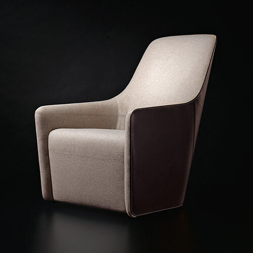 Walter Knoll Foster 520 lounge chair