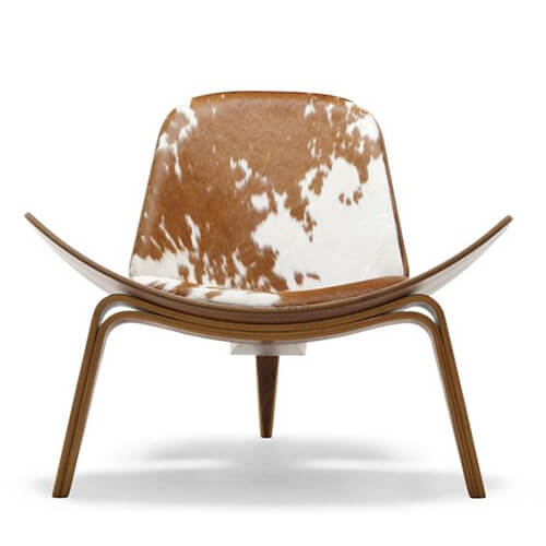 China Hans Wegner  Shell Chair CH07 Replica